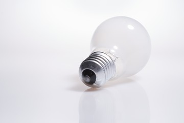 frosted bulb