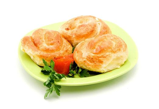 burek - bosnian national meal