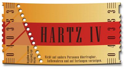 Ticket-Hartz IV