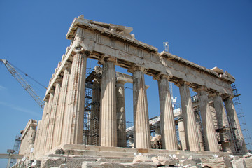 Athene Tempel