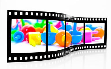 Plastic Widgets Film Strip