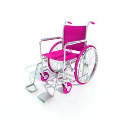 Rose wheelchair