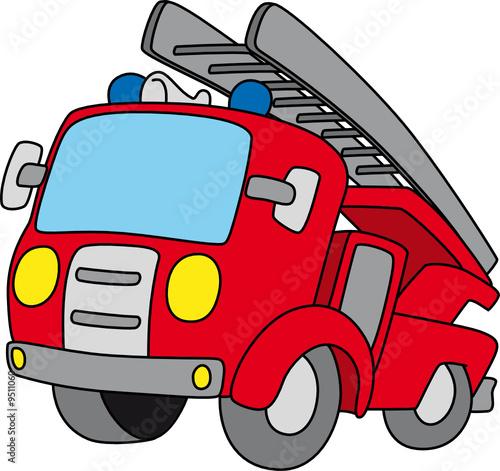 Feuerwehrauto Stockfotos Und Lizenzfreie Vektoren Auf Fotolia Com