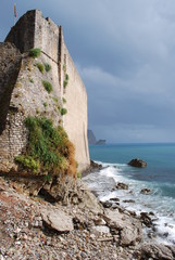 Fortification de Budva