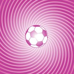 soccer background - vector