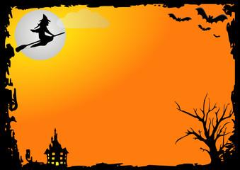 arrière-plan Halloween