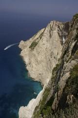 Greece - Zakynthos coast