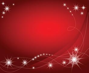 Vector christmas background / card