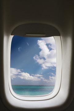 partir voyage lagon paradis océan mer bleu vacances destination