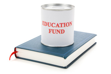 Education fund, concept of saving for college