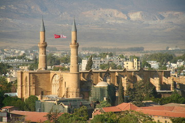 Mosque, northern cyprus