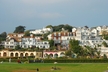 Hillside Houses in Paignton, Devon