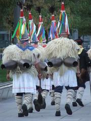 Photo sur Plexiglas Carnaval Basque