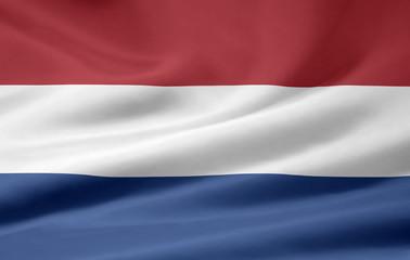 Niederländische Flagge