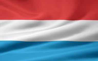 Luxemburgische Flagge