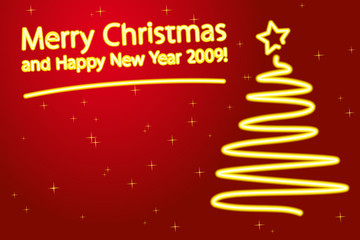 Merry Christmas and Happy New Year 2009!