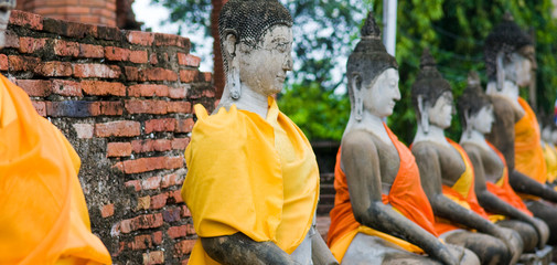 Thaïlande, Ayuthaya