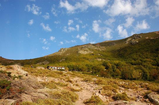 Montagne, Corse