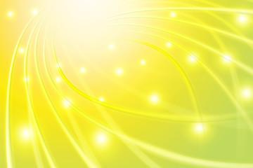 降注ぐ光-黄