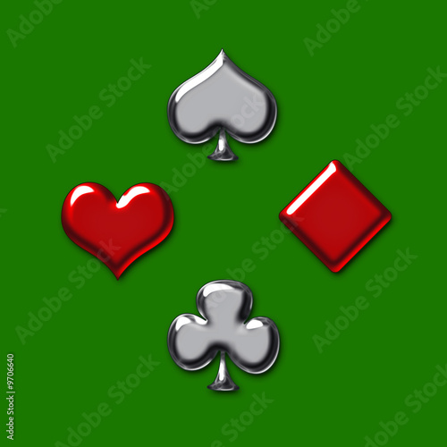 Poker Tapis Vert Stock Photo And Royalty Free Images On Fotolia Com