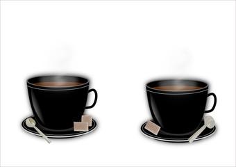 café en duo
