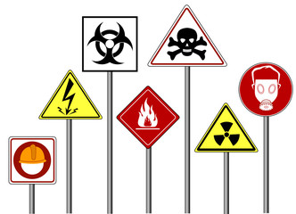 Warning / Danger Signs