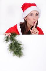Pscht der Weihnachtsmann