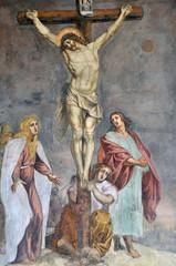 Baveno, Chiesa SS. Gervasio e Protasio, Via Crucis