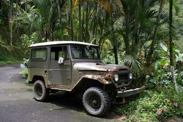 vieille jeep