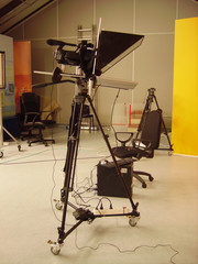 camera prompter