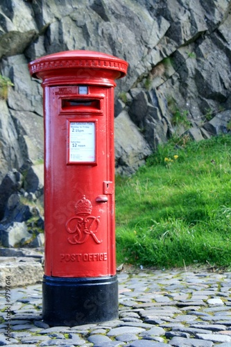 Englischer Briefkasten Stockfotos Und Lizenzfreie Bilder Auf