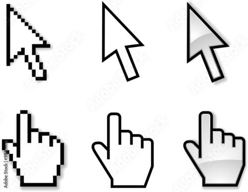 ... por lo cual te compartiremos un pack de cursores para Windows 7, 8 y 10. ...  Los punteros de mouse o cursores nos ayudan a seleccionar una función o  marcar ... se encuentra en la izquierda y posteriormente selecciona Cursor del  mouse.
