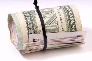 money. dollar