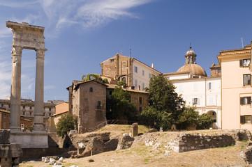 Italy Older Roman Forum