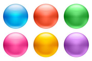 カラーボタン