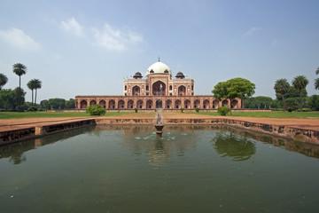 Printed kitchen splashbacks Delhi Humayun's Tomb. Delhi, India