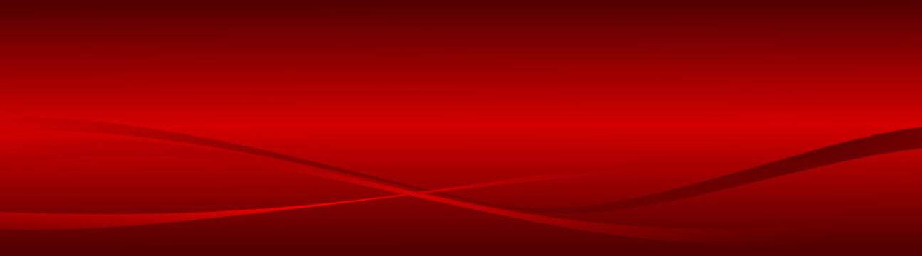 vecteur série - bandeau avec rubans rouges vectoriel