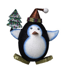 Christams Penguin ornament