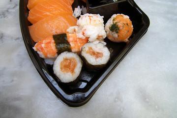 plateau sushi