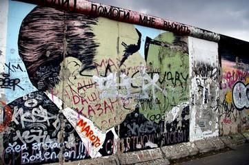 Tuinposter Berlijn berliner mauer