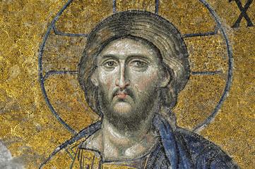 deesis-mosaic, Hagia Sophia, Istanbul