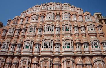 Hawa Mahal-Palais des vents-Jaipur