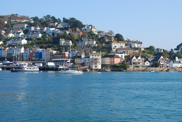 Kingswear View From Dartmouth