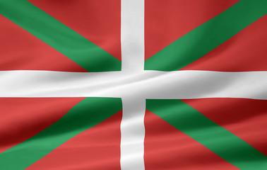 Flagge des Baskenlandes