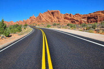 Arches Road