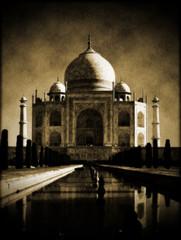 Taj Mahal - Agra (india)