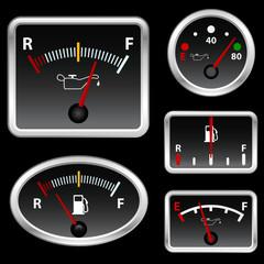 gas full set vector