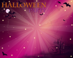 halloween party base