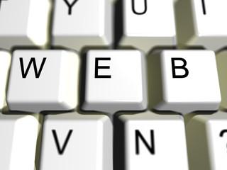 Clavier Web
