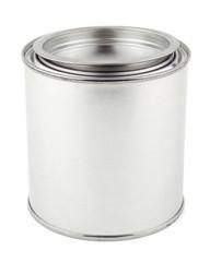 Obraz Lata metalica de pintura vacia - fototapety do salonu